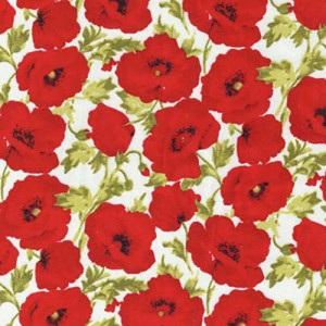 Poppies - Ivory