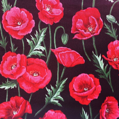 Poppies - Stems
