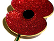 Poppy - Lacquer Poppy Brooch