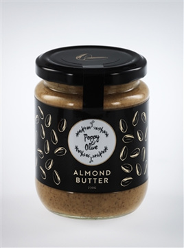 Poppy & Olive Almond Butter