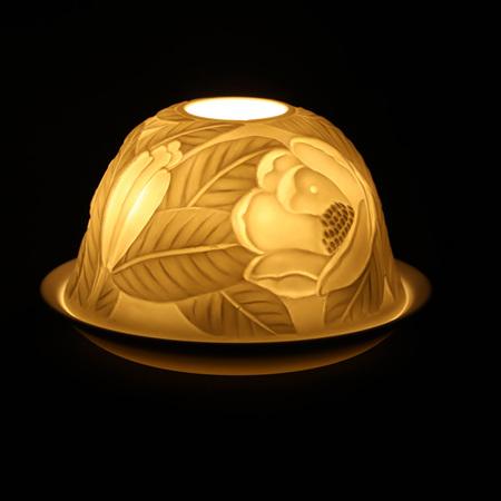 Porcelain Dome Light Magnolia Marvel