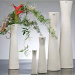 Porcelain X vase C1740