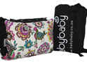 Portable BabyBaby nursing sleeve with a colourful mandala print