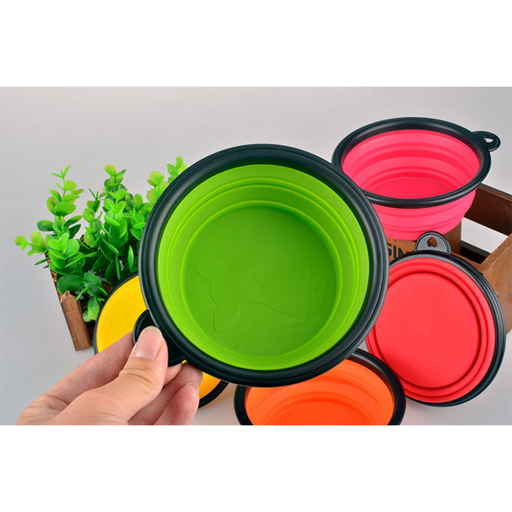 Portable feeding bowl