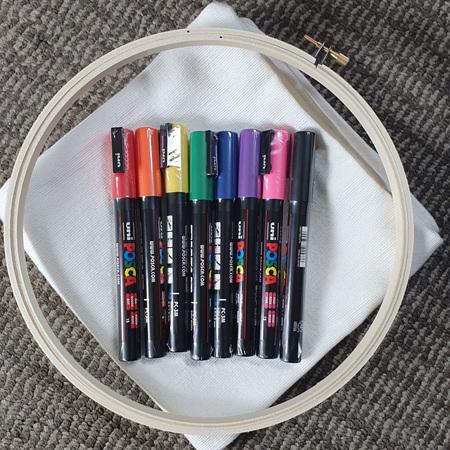 POSCA Pen Craft Kits