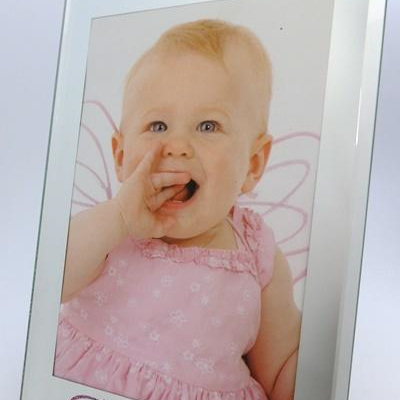 Posh Frame Baby Girl 13x19cm