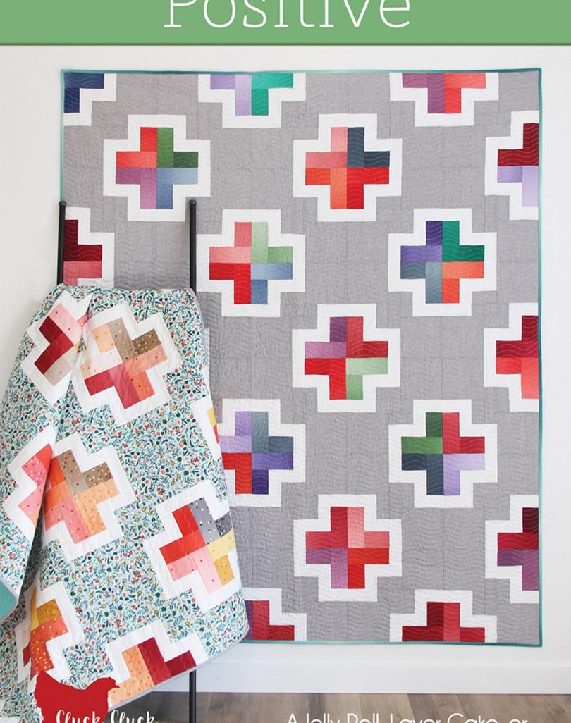 Positive Quilt Pattern