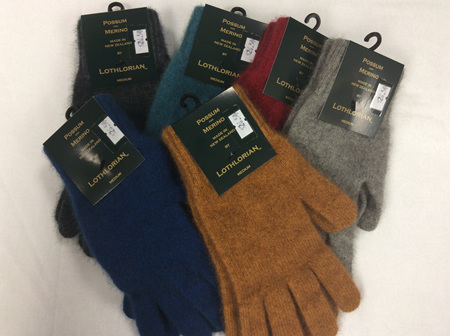Possum & Merino Gloves
