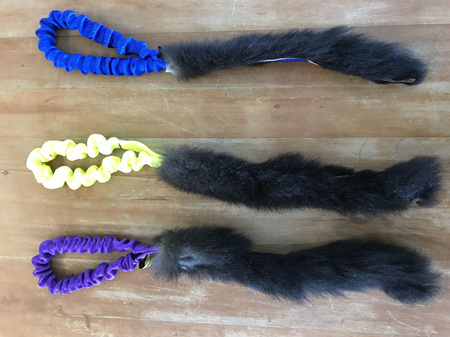 Possum Tail Tug Toy