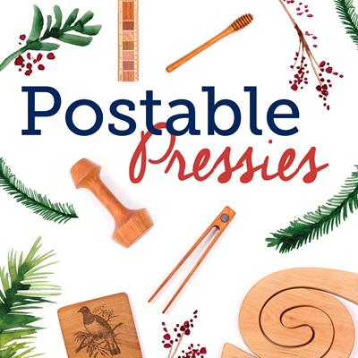 Postable Pressies