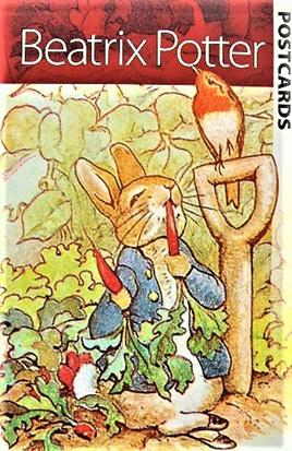 Postcard Set - Beatrix Potter