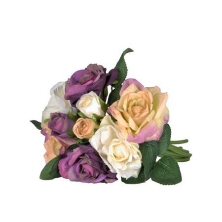 Posy rose vintage Violet 4549