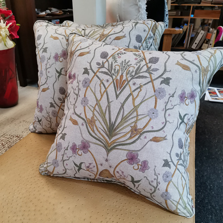 Potagerie Cushions The Chateau