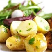Potatoes Jersey Benne Certified Organic 500g