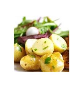 Potatoes Jersey Benne (Oamaru) Certified Organic 1kg