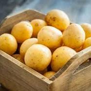 Potatoes Rocket New Season or Agria Certified Organic 500g