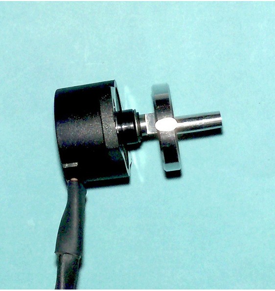 potentiometer drive