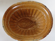 Pottery jelly mold