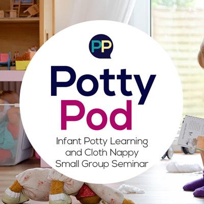 Potty Pod: Infant Potty Learning & Cloth Nappy Seminar (20th November 2019)