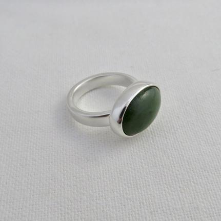 Pounamu Ring - No1