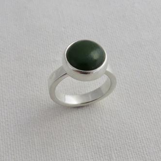 Pounamu Ring - No2