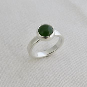 Pounamu Ring - No3