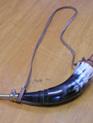 Powder Horn Type 1 - Brass Stopper