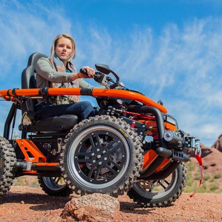 Powered All  Terrain Wheelchairs