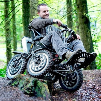 POWERED ALL TERRAIN WHEELCHAIRS