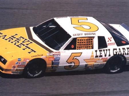 Powerslide 1/24 #5 Levi Garrett Monte Carlo 1985-89 Decals