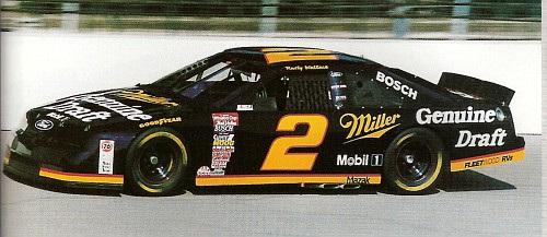 Rusty Wallace Race Cars >> Powerslide 1991-1995 Rusty Wallace Miller Genuine Draft Nascar Decals - Rick's Model Kits