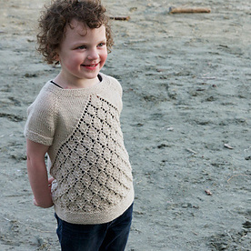 Prairie Fire Pullover by Tin Can Knits - Pattern