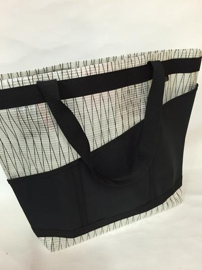 Prawn - large beach bag