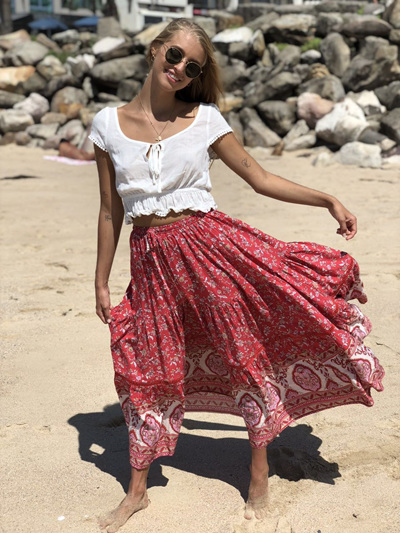 PRE ORDER Azalea Skirt