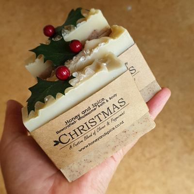 *PRE- ORDER* Christmas Soap