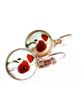 PRE-ORDER Poppy Earrings