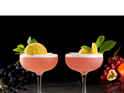 PRE ORDER | Quinn Coupe Glass Set of 2