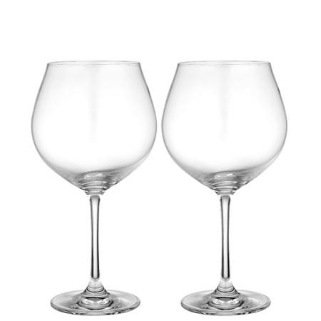 PRE ORDER   Quinn Gin Glass Set of 2 Crystal 800ml