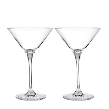PRE ORDER   Quinn Martini Glass - Set of 2