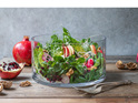 PRE ORDER | Wilkie Brothers Melrose Salad Bowl 22x12cm Glass