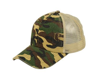 Pre orders - Ponytail Cap Camo