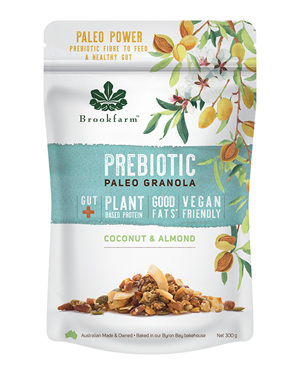 Prebiotic Paleo Granola