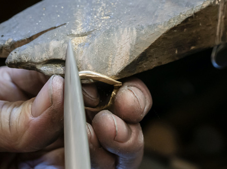 Precious Metals Used by The Village Goldsmith