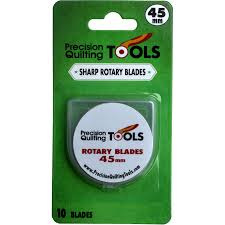 Precision quilting tools rotary Blades 45mm