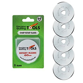 Precision quilting tools rotary Blades 60mm