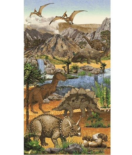 Prehistoric Stonehenge Panel