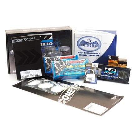 Premium 2JZ Engine Rebuild Package - Cometic Head Gasket - 10.0:1 CR