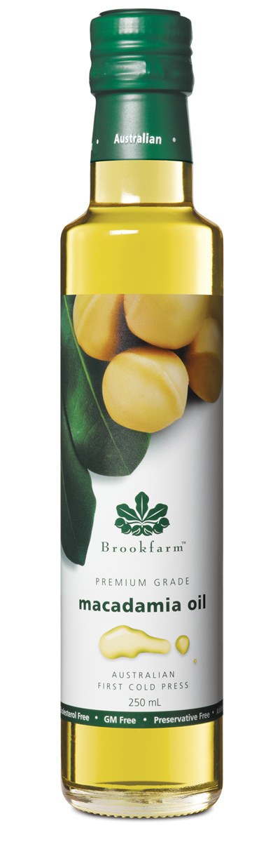 Premium Natural Macadamia Oil - 250ml