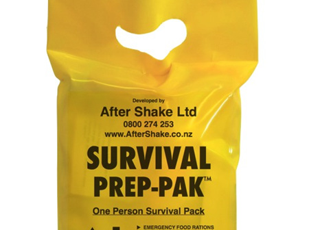 PREP-PAK™ Emergency Packs