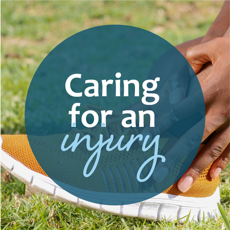 Preparing for injuries and other ailments